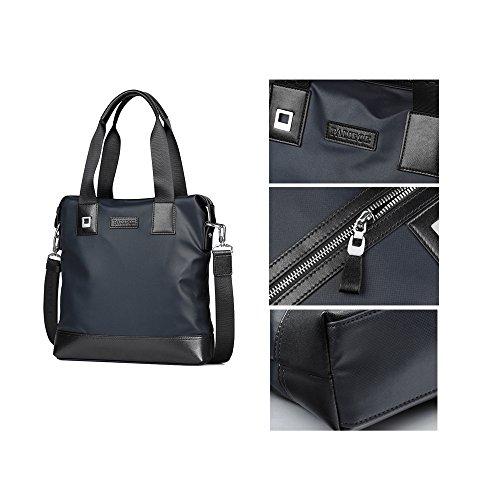 Bolsos Padieoe Tote Function Hombres Bag bandolera Bag de Mutil Azul Bag azul Crossbody 1xwAHxqUC