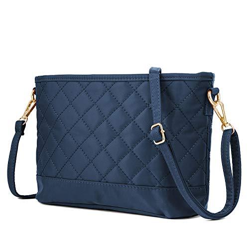 Nylon Hobo Handbags - 4