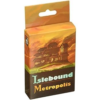Islebound Metropolis Board Game