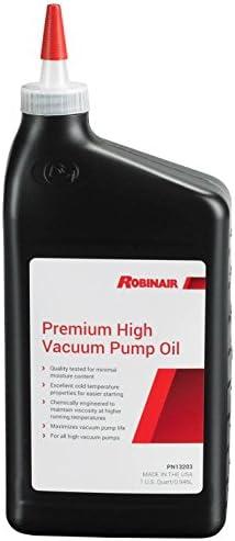 [해외]Robinair 13203 프리미엄 고진공 펌프 오일 / Robinair 13203 프리미엄 고진공 펌프 오일