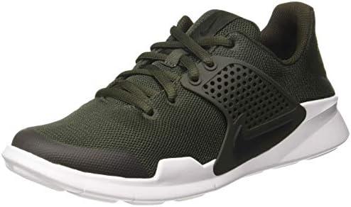 Nike Men's Arrowz Low Top Sneakers, Green (SequoiaBlack