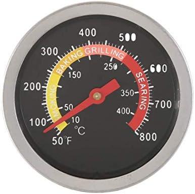 XCT Il termometro del BBQ, Forno della Cucina in Acciaio Inox termometro Barbecue Stufa della Cucina termometro Strumenti di Cottura elettronici