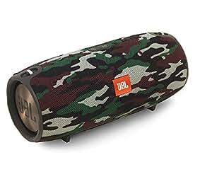 JBL Xtreme Special Edition Portable Bluetooth SplasHProof Wireless Speaker - Camo, JBLxtremesquadeu