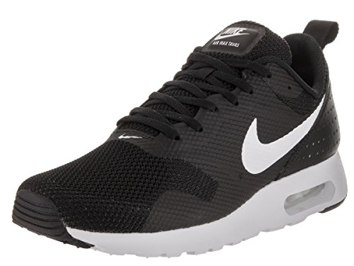 6ad335a22320 Galleon - Nike Men s Air Max Tavas Black White Running Shoe 11 Men US