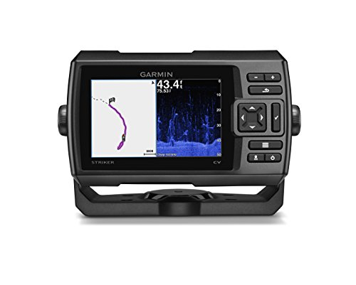 Garmin 010-01807-00 Garmin STRIKER 5cv with (Frequency Sonar Fishfinder)