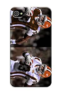 ArtPopTart Iphone 4/4s Protective Case,Fashion Popular Cleveland Browns Designed Iphone 4/4s Hard Case/Nfl Hard Case Cover Skin for Iphone 4/4s