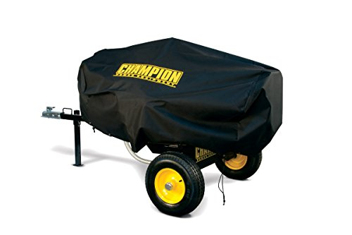 Champion Weather-Resistant Storage Cover for 15-27-Ton Log Splitters (Splitter Log Review)