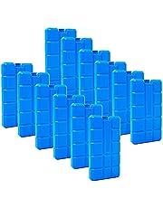 ToCi Wkłady chłodzące po 200 ml | elementy chłodzące do torby chłodzącej lub lodówki