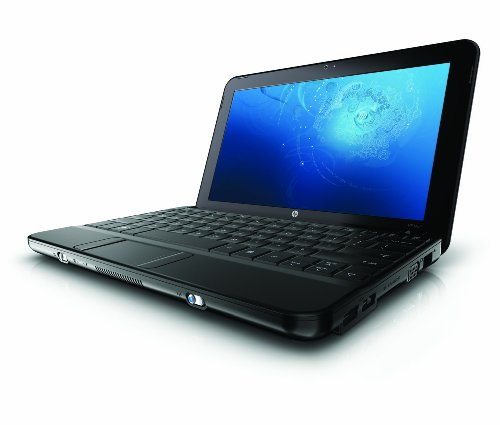 HP Mini 110-1125NR 10.1-Inch Black Netbook – Up to 8 Hours of Battery Life (Windows 7 Starter)