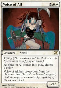 Magic: the Gathering - Voice of All (56/383) - Tenth Edition