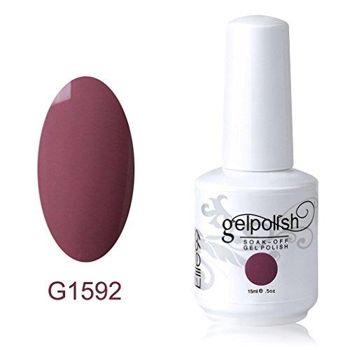 Elite99 Gel Polish Lacquer Nail Art Soak-off UV LED Manicure