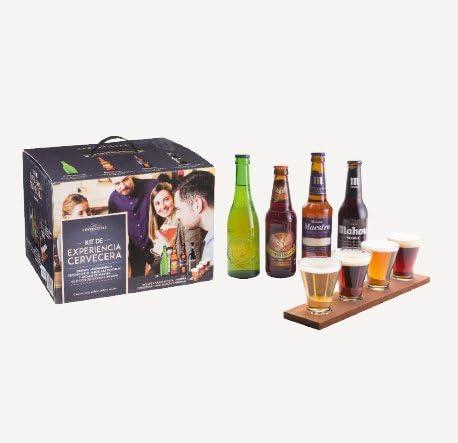 Kit de Experiencia Cervecera Los Cervecistas - Kit para la Cata y ...