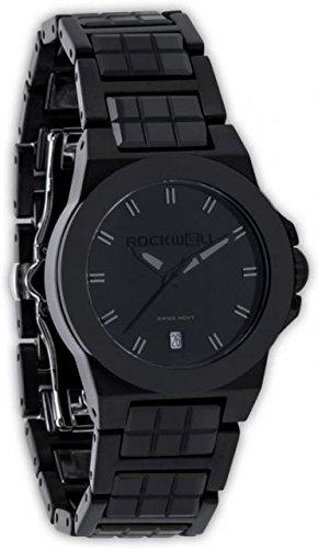 Rockwell Time Women's Katelynn Phantom Black Ceramic Watch by Rockwell Time