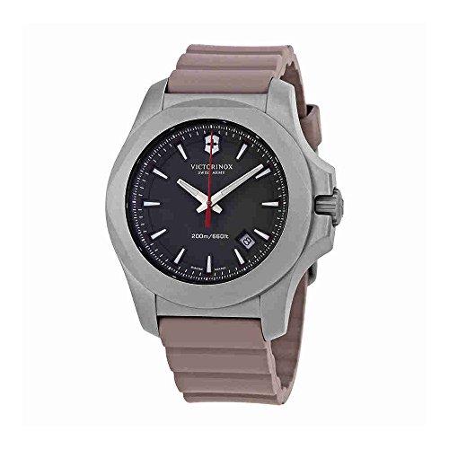 Victorinox I.N.O.X. Grey Dial Mens Watch 241757