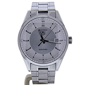 Tag Heuer Carrera Automatic-self-Wind Male Watch WV211A (Certified Pre-Owned)