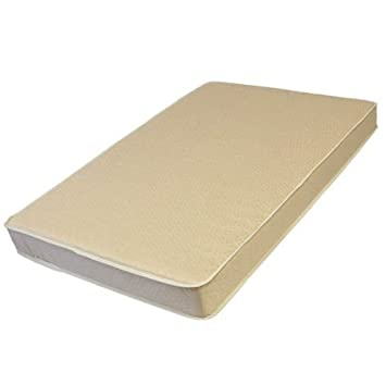 Amazon.: L. A. BABY 3505 ORGJ 2 Inch Thick Compact Crib