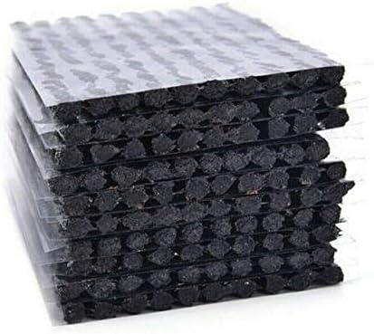 L-DiscountStore 50pcs Voiture v/élo Pneu tubeless Joint Bande Plug Pneu Pneu r/éparation kit de r/écup/ération