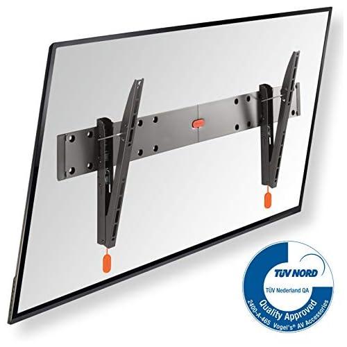 chollos oferta descuentos barato Vogel s Base 15 L Soporte de Pared Inclinable para TV 40 65 con Sistema VESA máx 800x400 Carga máx de peso 45kg