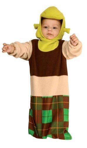 Baby Bunting Shrek Costume - Infant -