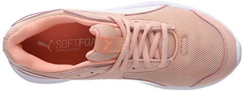 peach Para Rosa White bright Zapatillas Jr puma Puma Niños Escaper Mesh Unisex Peach Bud AB8R8q