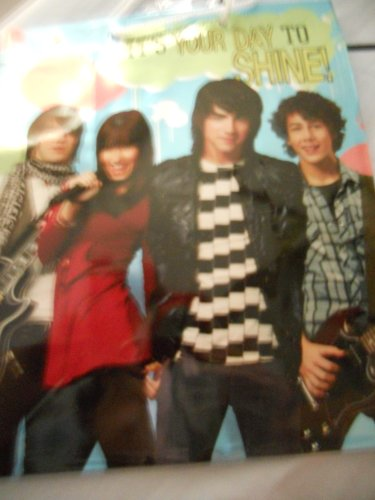 Camp Rock Gift Bag- It's Your Day to Shine - Camp Rock Birthday Card