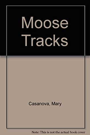 book cover of Moose Tracks