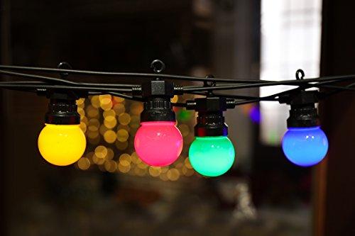 Large Bulb Led String Lights in Florida - 9
