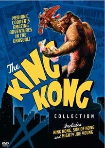 The King Kong Collection (King Kong / Son of Kong / Mighty Joe Young) by Turner Home Ent