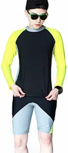 1009fa54cb6 Neal LINK Women s Lesbian Plus Size Super Flat Elastic Band Binder  Quick-Drying Swimsuit