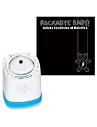 Munchkin Nursery Sound Projector with Rockabye Baby Lullaby Renditions, Metallica BOBEBE Online Baby Store From New York to Miami and Los Angeles