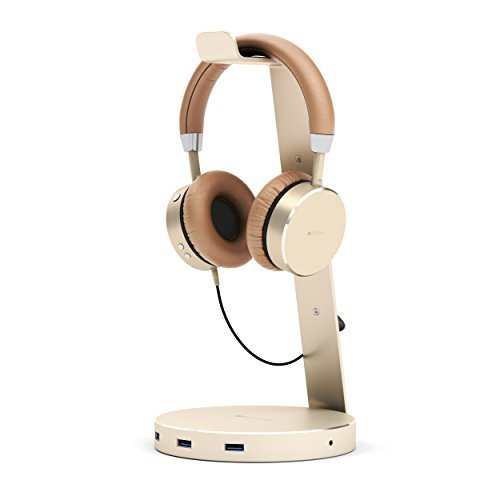 Satechi Headphone Stand with USB