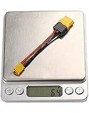 """WT-DDJJK XT60 Vrouwelijke naar XT30 Mannelijke Connector Adapter Converter Kabel 16AWG 4 """"XT60 Mannelijke naar XT30 Vrouwelijke Connector Adapter"""