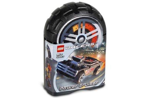 - LEGO Racers Tiny Turbos 8643 Power Cruiser