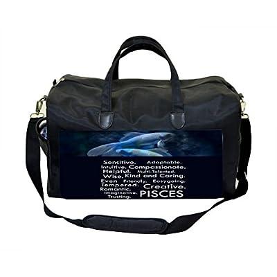 Zodiac Pisces Weekender Bag free shipping