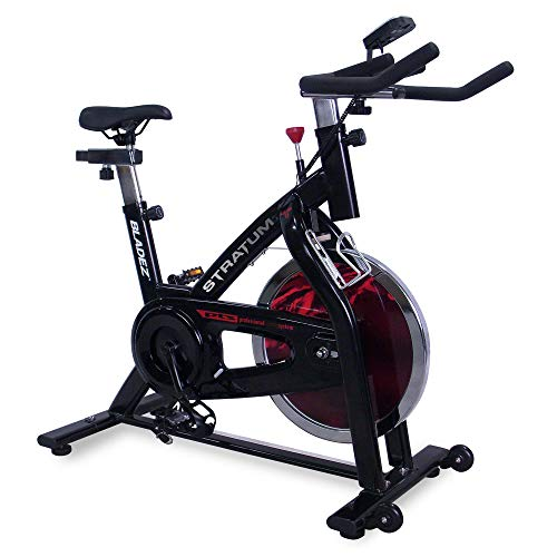 Bladez Fitness Stratum GS Stationary Indoor Cardio Exercise Fitness Cycling Bike ()