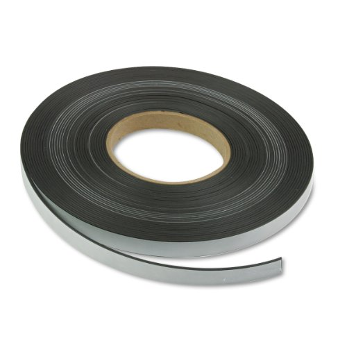 Planning Magna Visual Board - Magna Visual P-220P Magnetic/Adhesive Tape, 1/2 Inches x 50 Feet Roll