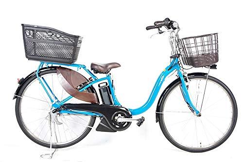 YAMAHA(ヤマハ) PAS WITH(パス ウィズ) 電動アシスト自転車 2018年 -サイズ   B07LBQBWSS
