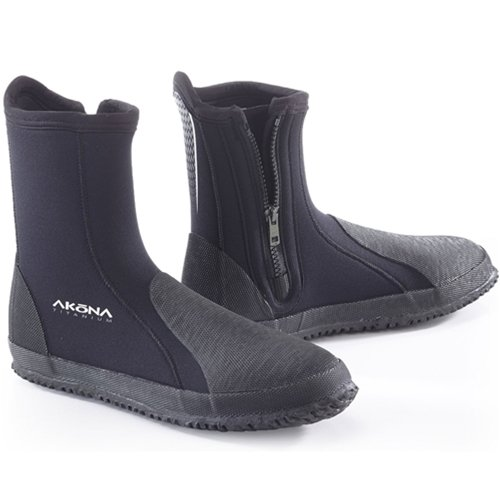 akona-6mm-deluxe-nylon-boot-black-mens-11-womens-12