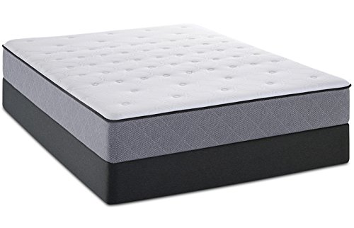Simmons Beautyrest Recharge Spalding Plush Pillow Top Mattress Queen