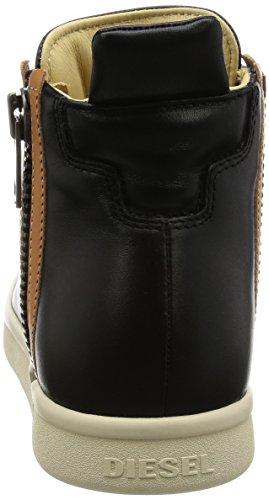 Diesel Zip Round S-Nentish II Hombres Zapatos