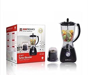 Licuadora Blender Maker profesional eléctrico 500 W velocidad Batidora Picadora: Amazon.es: Hogar