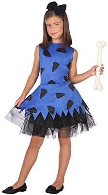 Atosa-56847 Disfraz Cavernícola, Color Azul, 7 a 9 años (56847 ...