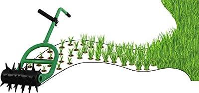 Seed Stitcher Home Owner Version Easiest lawn repair tool Sow Seeds not Weeds