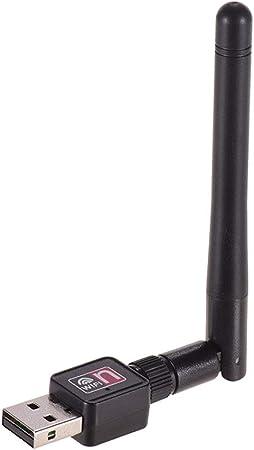 docooler Mini adaptador USB Wireless fsd-2db adaptador Wifi para receptor USB con Antena para Smart TV por Satélite Digital Smart TV Android Box