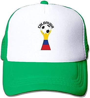 Aeykis Victoria del Equipo de fútbol de Colombia Gorras de Malla ...