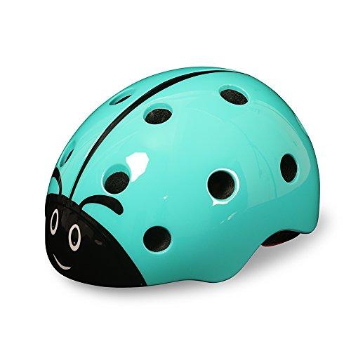 Bingggooo Children's Multi-Sport Ladybug Helmet For Girls/Boys Skiing Snowboarding Scootering Cycling For Sale