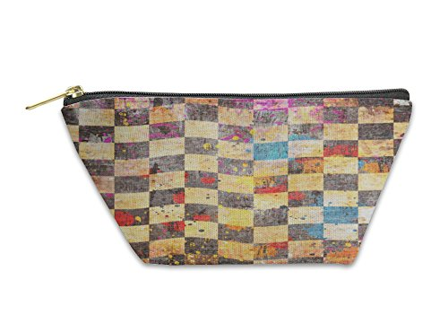 Gear New Accessory Zipper Pouch, Chessboard, Large, (Accessories Cement Board)