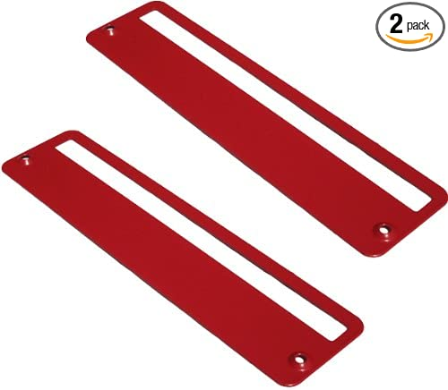 089110110003 Ryobi BTS21 Table Saw Replacement Throat Plate