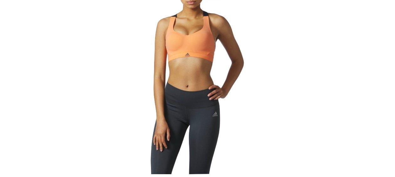 Adidas Women's Training Climachill Bra S1753WCC106-P