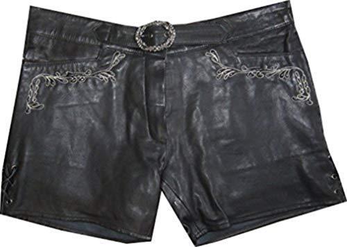 Negro Lekra Lekra Pantalón Para Pantalón Mujer 64Ppq0O
